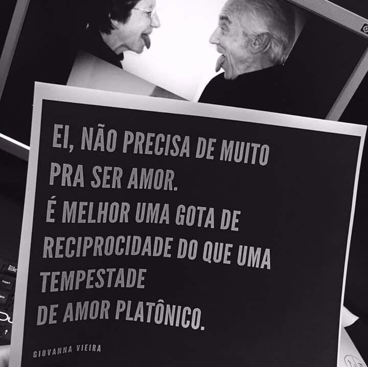 #amor #amorplatônico #reciprocidade
