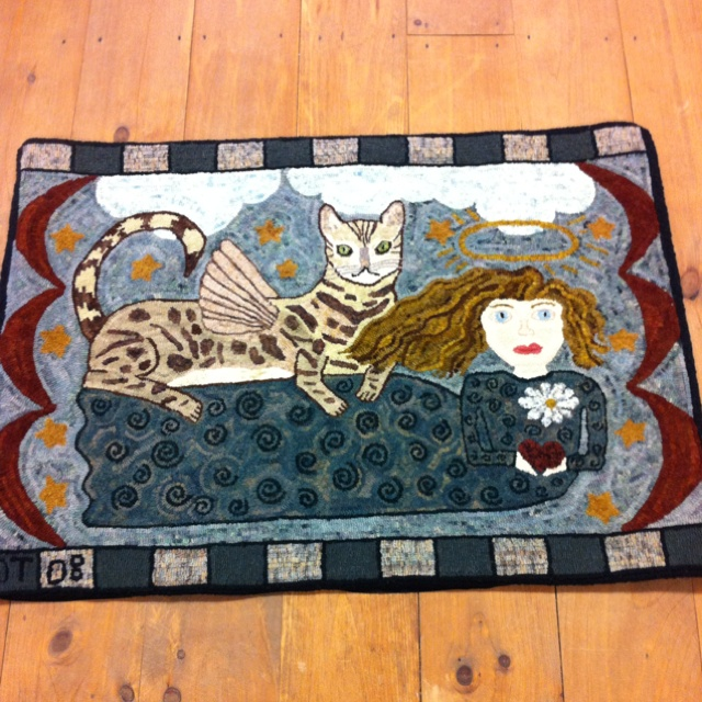 Washable Primitive Rugs: 62 Best Images About More Rugs On Pinterest