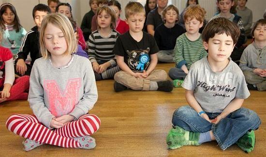 Thiền tập chữa bệnh chậm trí (cho trẻ em)