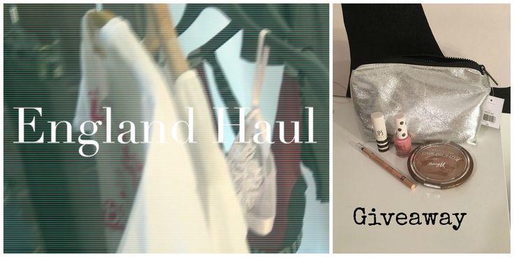 England Haul (Victoria' s Secret, River Island, Primark, New look, Forev...