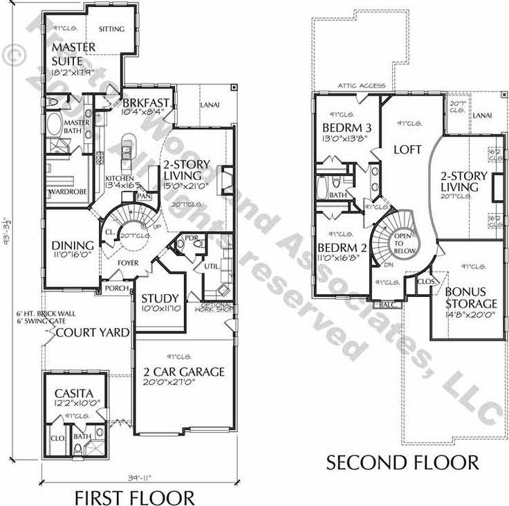Prestonwood Patio Home Plan PlansCrosswordFloor