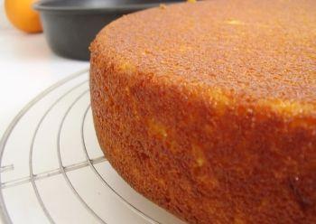 Recette Gâteau à l'orange par alienordenantes - recette de la catégorie Pâtisseries sucrées