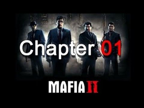 Mafia 2 Full Hd Gameplay/Walkthrough Part 01(Chapter 01)