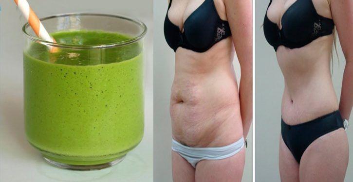 Buvez ceci chaque nuit avant d'aller au lit pour dégonfler le ventre et perdre des kilos