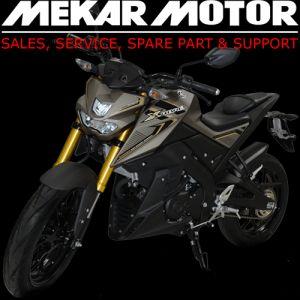 Pelopor motor naked bike dengan konsep Drifting Riding Style dan Ultimate Street Fashion Sport yang agresif, Yamaha Xabre siap menemani Anda dalam menaklukan setiap tantangan dengan nuansa X-Treme Fun Riding.