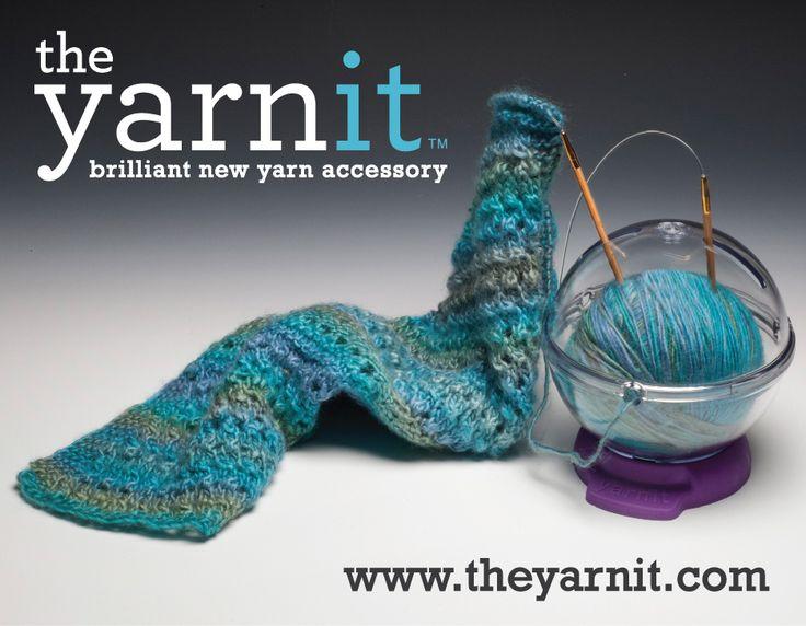 Meet the Yarnit!