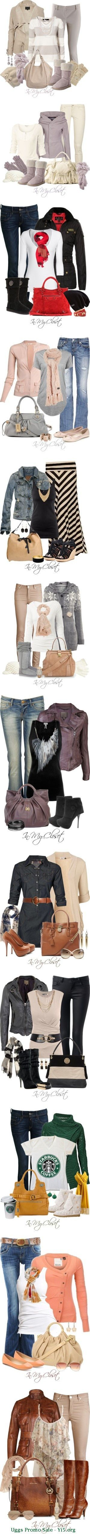 This is a comfy outfit featuring the UGG Classic Short Boot in Chestnut. Love it! Cyber Monday Ugg Boots