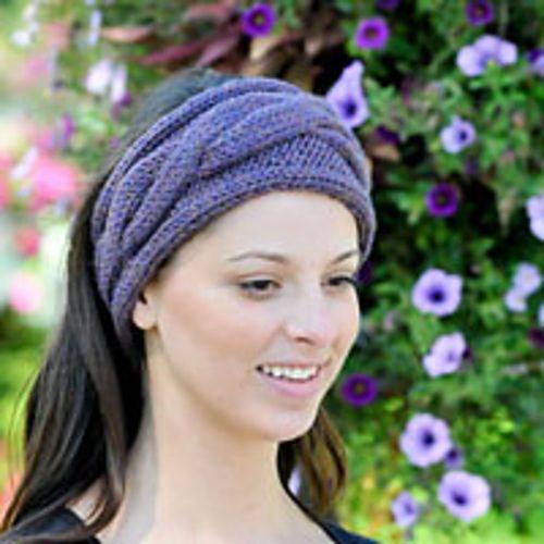 34 Best Headband Images On Pinterest Knitting Patterns Knitting