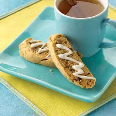 Butter Brickle Biscotti