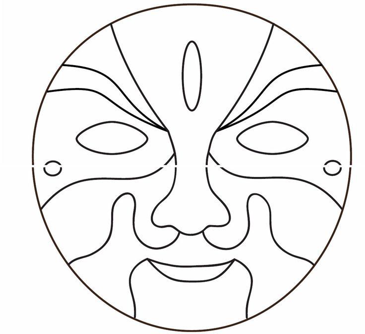 56 best Paralounge Halloween images on Pinterest DIY, Beautiful - free printable face masks