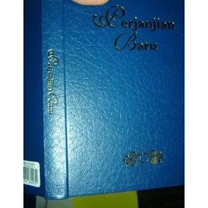 Indonesian New Testament / Perjanjian Baru / Hardcover / Lembaga Alkitab Indonesia Jakarta