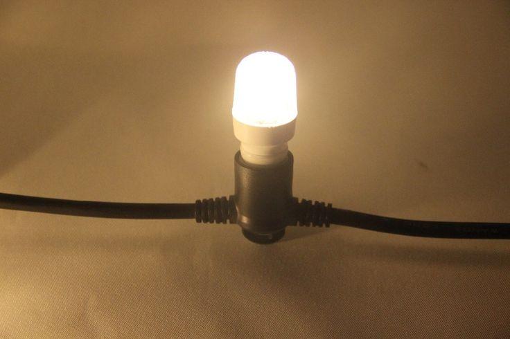 230V E14 led bulb outdoor string light