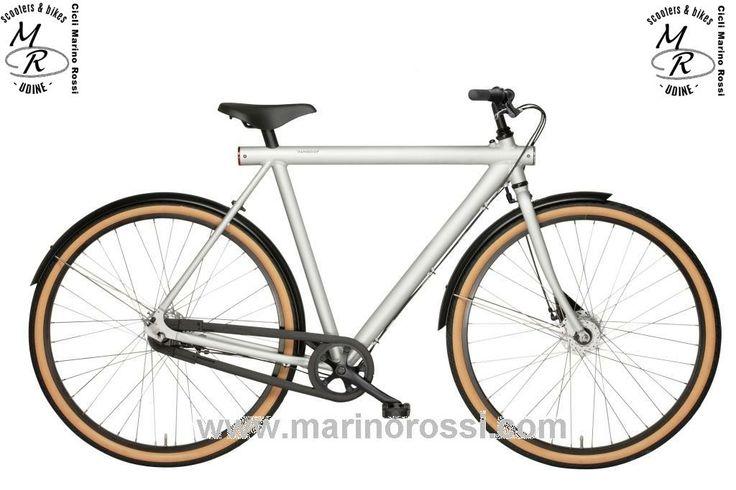 """VANMOOF N.3.1  7 VELOCITA' SHIMANO NEXUS RUOTA 26""""  Consigliata per i ciclisti alti FINO  al 1,75 mt."""