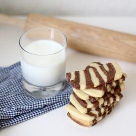 Zebra cookies!