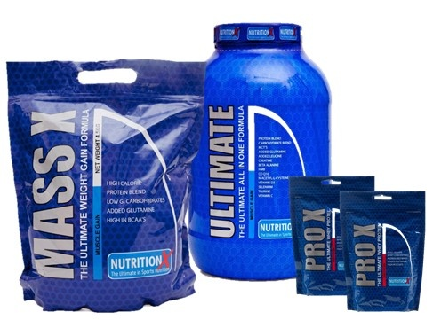 Gainer Bundle - looking for the perfect gainer stack? #NutritionX #Weight #Gain