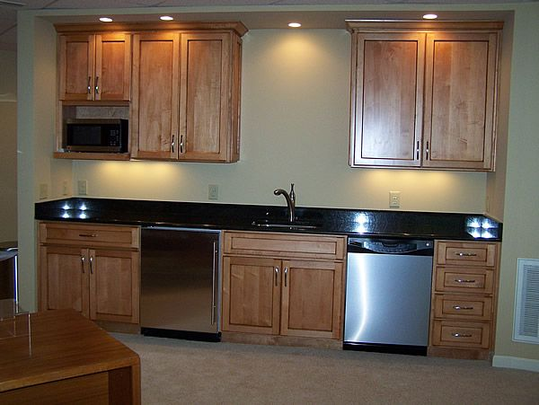 How To Make The Best Of Your Kitchenette: 18 Best Images About Basement Kitchenette On Pinterest