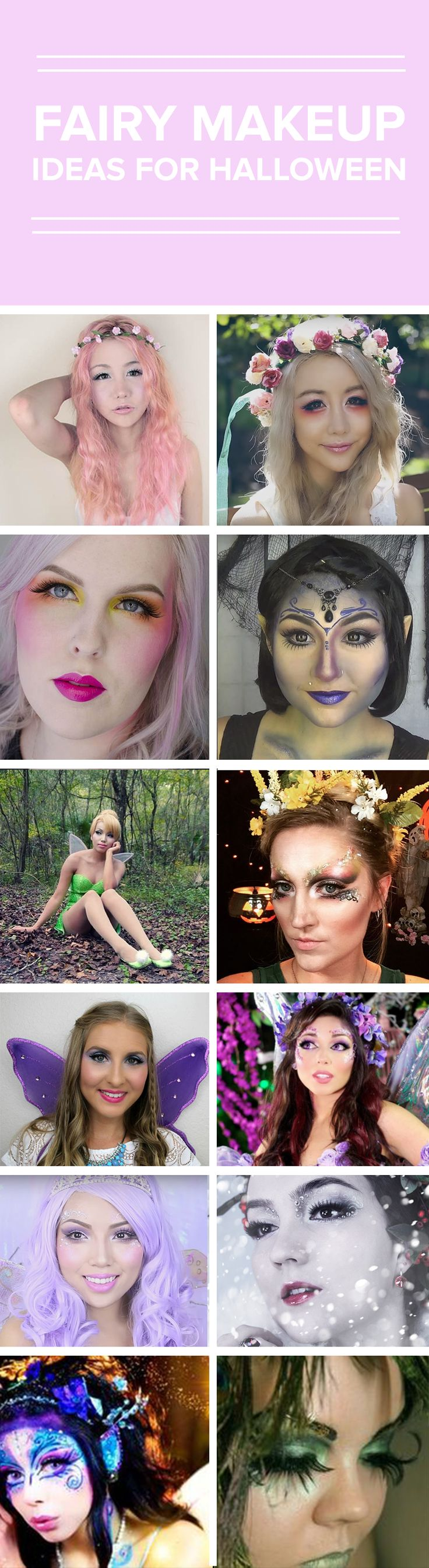 123 best HALLOWEEN MAKEUP + NAILS images on Pinterest | Diy ...
