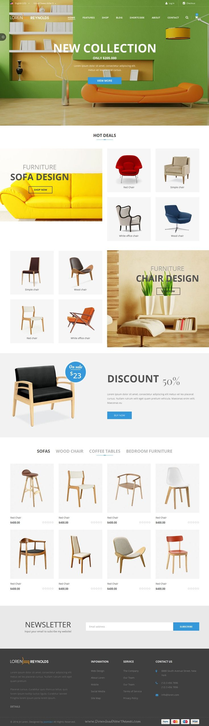 Furniture Design Templates best 25+ furniture websites ideas only on pinterest | web design