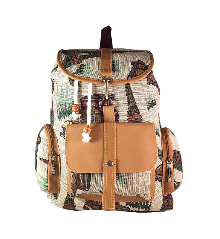 Deal Especial new stylish backpack bag gift & sales 205