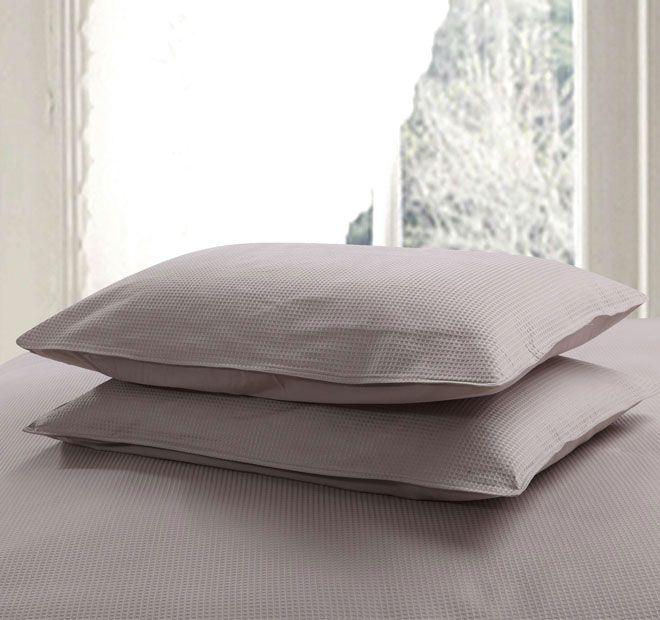 ardor-home-cotton-waffle-standard-pillowcase-earth