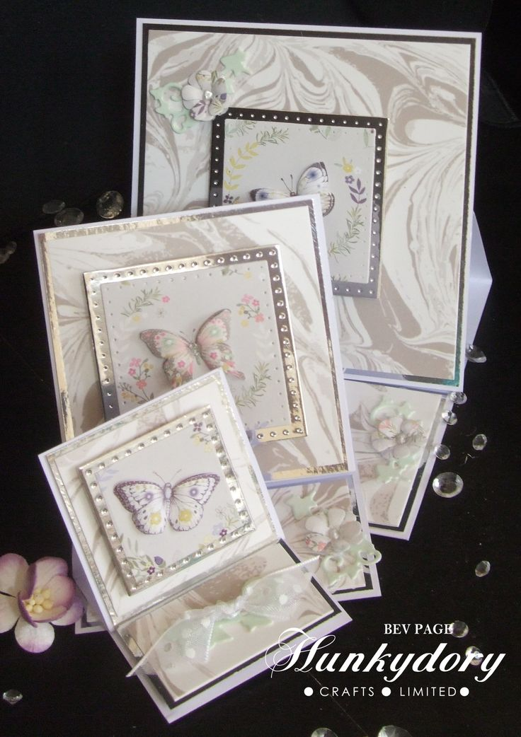 Hunkydory Marble Adorable Scorable & Little Book of Wonderful Wings