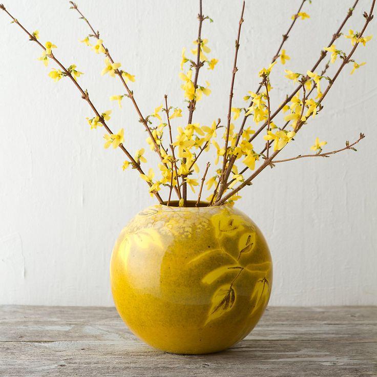 Terrain Vine Sphere Vase #shopterrain
