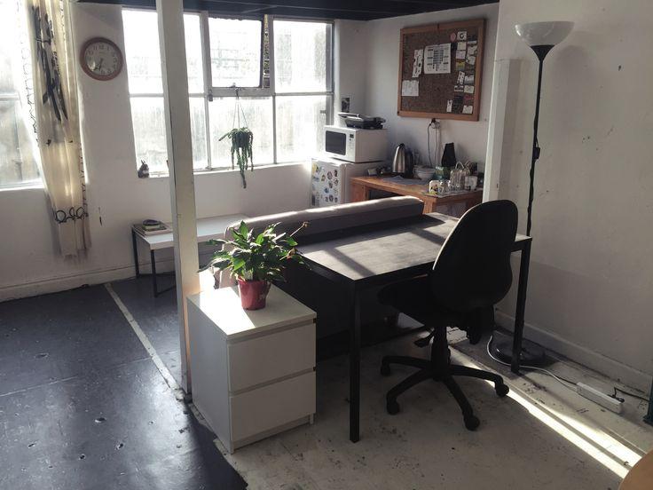 Nicholas Building Hot Desk   Find a Space   Creative Spaces