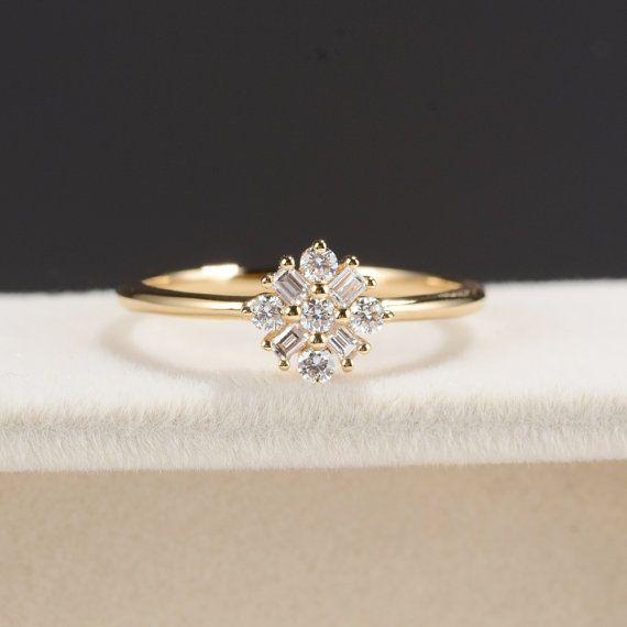 ber ideen zu blume diamant ringe auf pinterest. Black Bedroom Furniture Sets. Home Design Ideas