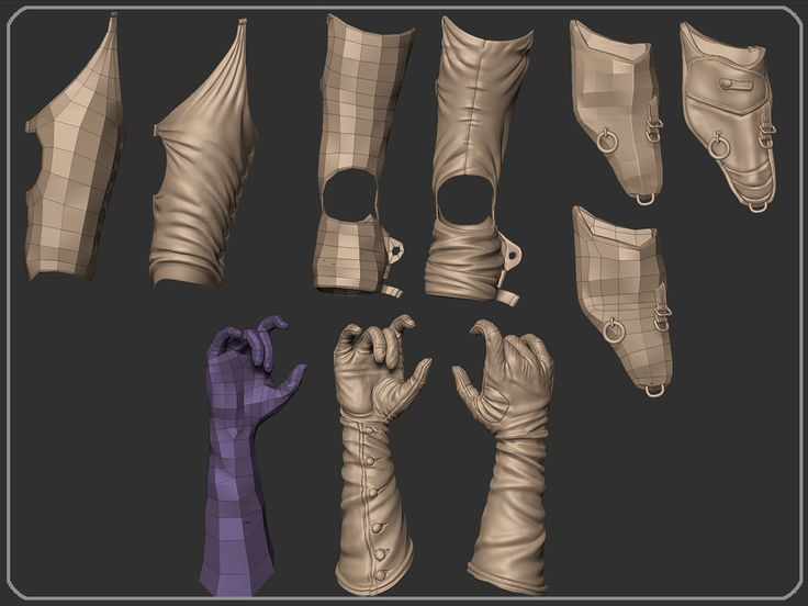cloth sculpting - Поиск в Google