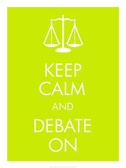 Resultado de imagen de speech and debate