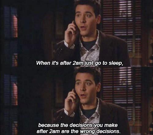 Vá dormir.