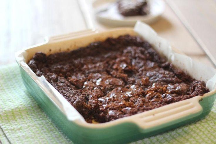 Op zoek naar een super lekker recept voor de smeuïgste brownies die je ooit geproefd hebt? Probeer dan eens dit recept: heerlijk!