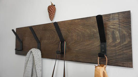 Simple Coat Rack Rustic Coat Rack Rustic Wooden Coat Rack