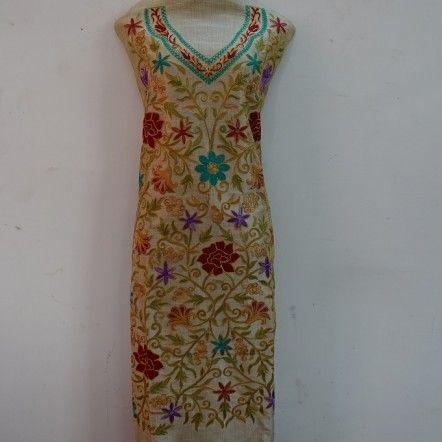 kashmir embroidery suit