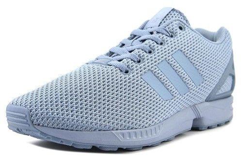 adidas Zx Flux Men US 9.5 Blue Sneakers