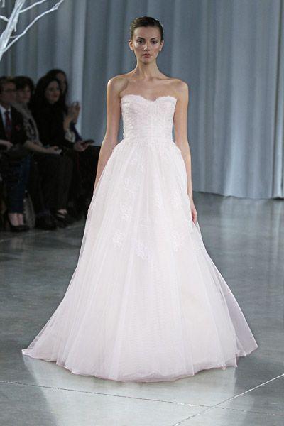 Vestidos de novia: el rosa es el nuevo blanco | NUPCIAS Magazine