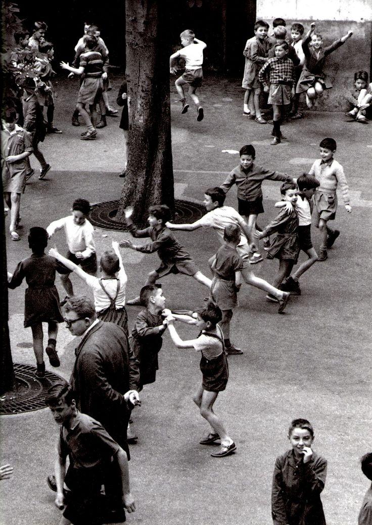 Paris, 1959 by Robert Doisneau