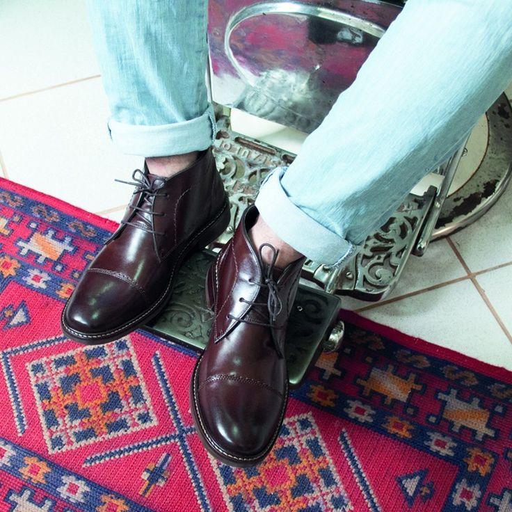 Lançamento Bota democrata connor #blackbootsbrasil #boots #bota #botas #heritage #limitededition #menboots #workboots