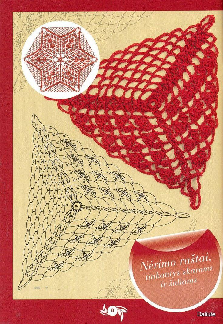 Tayrin - triangular motif