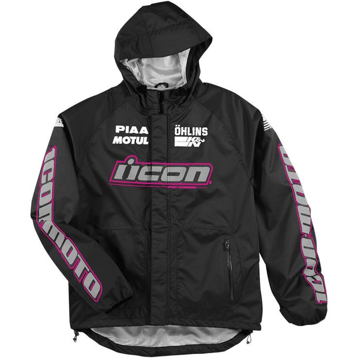 Image result for pink icon motorcycle jacket