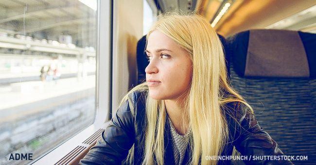 «Жизнь— это как путешествие напоезде»