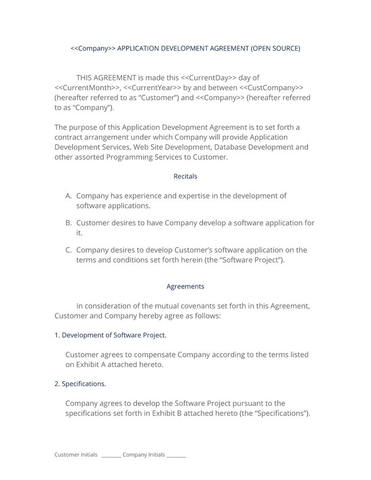 Best Software Contracts Images On