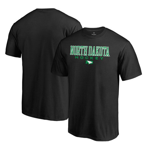 North Dakota Fanatics Branded Big & Tall True Sport Hockey T-Shirt - Black - $27.99