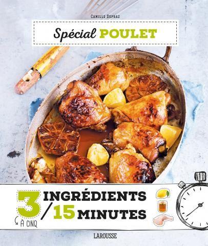 Spécial poulet | Editions Larousse