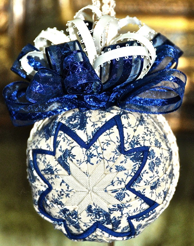 321 best Quilted Ball Ornaments images on Pinterest   Christmas ... : quilted styrofoam ball ornament - Adamdwight.com