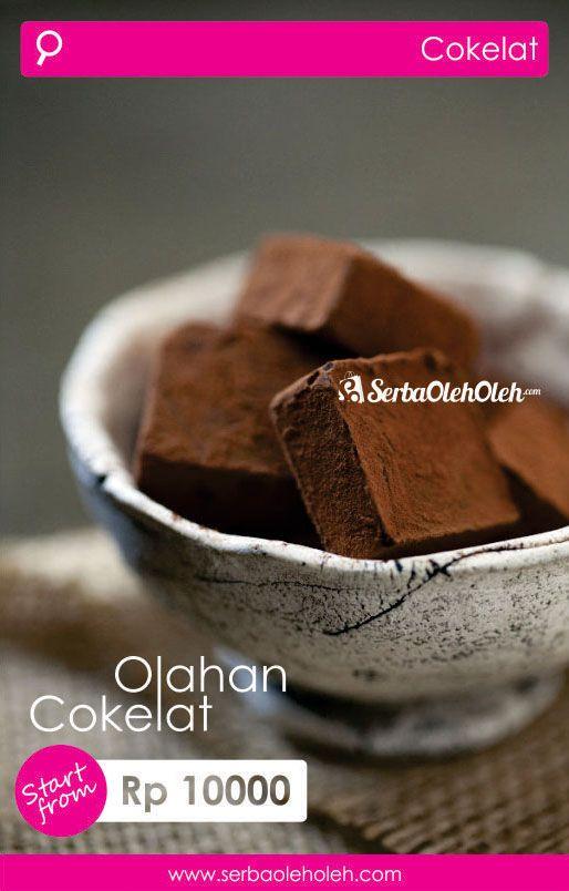 Keep calm and eat chocolate. Aneka olahan cokelat yang lezat, hadir di http://serbaoleholeh.com Buruan beli!  . . . *Bagi Anda pemilik usaha oleh-oleh atau barang khas, silahkan bergabung bersama Kami. Kami akan membantu mempromosikan Produk Anda. Semua layanan yang Kami berikan adalah GRATIS #jual #beli #oleholeh #nusantara