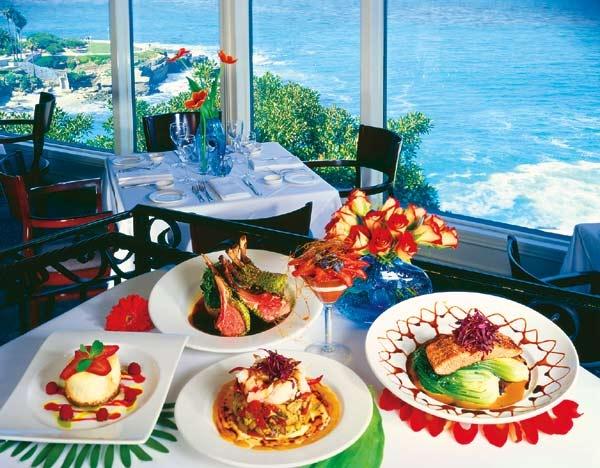 Azul Restaurant La Jolla Ca