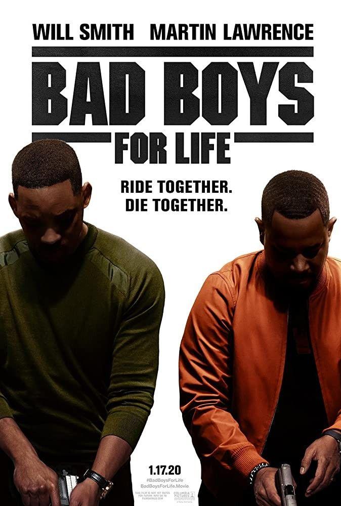 Bad Boys For Life Bad Boys Filmes De Acao Dublado Menino Mau