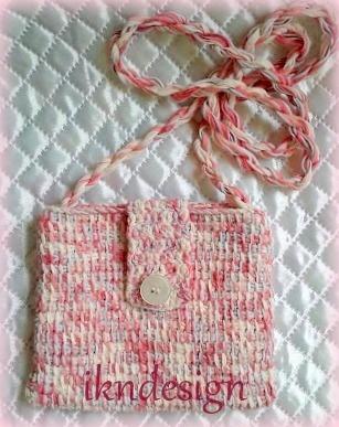 örgü çanta - mesh bags  http://ikndesign.blogspot.com/