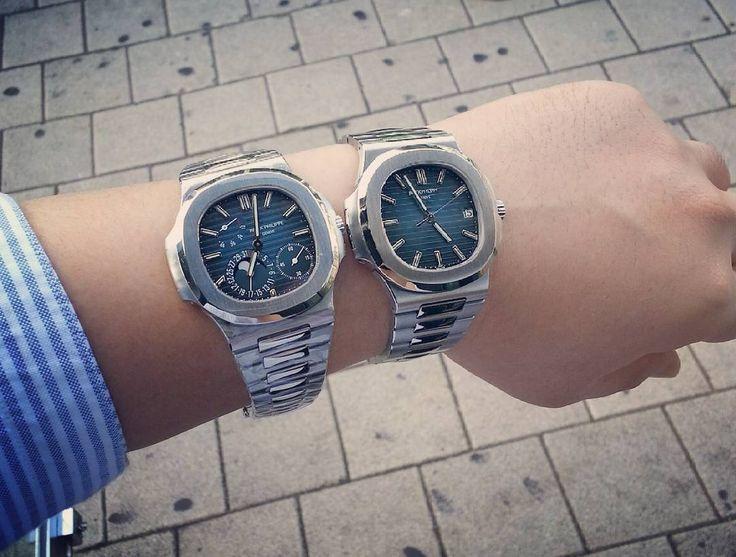 """좋아요 153개, 댓글 8개 - Instagram의 S-TIME 에스타임(@stimekr)님: """"시계좀 안다면... 절대 빠질수 없지  . . #patek #patekphilippe #nautilus #5711 #5712 #watch #watches #luxury…"""""""